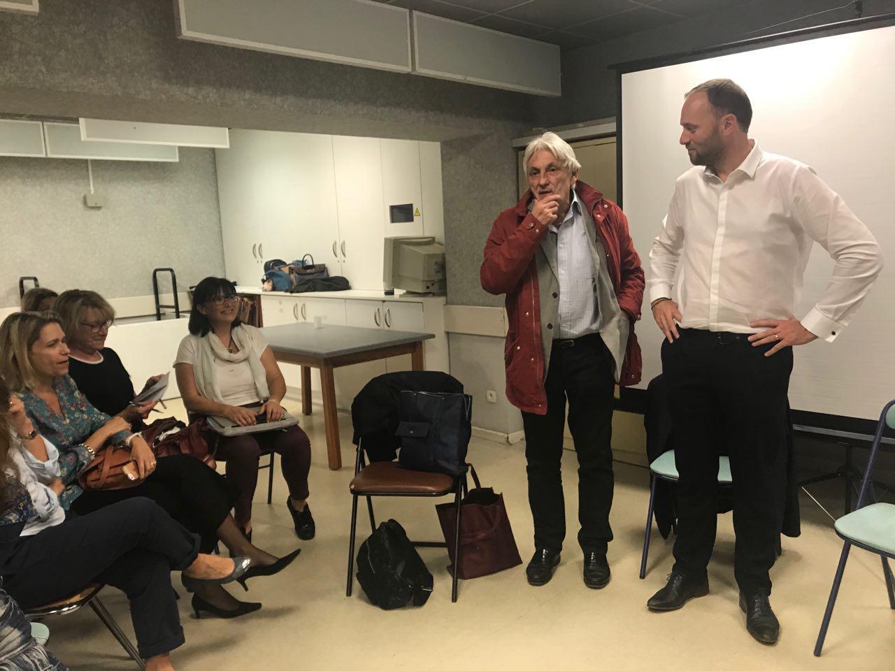 23e Conseil de circonscription à Craponne : des paroles aux actes !