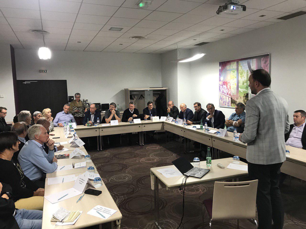 5e Conseil des maires : un dernier tour de table avant les élections municipales !