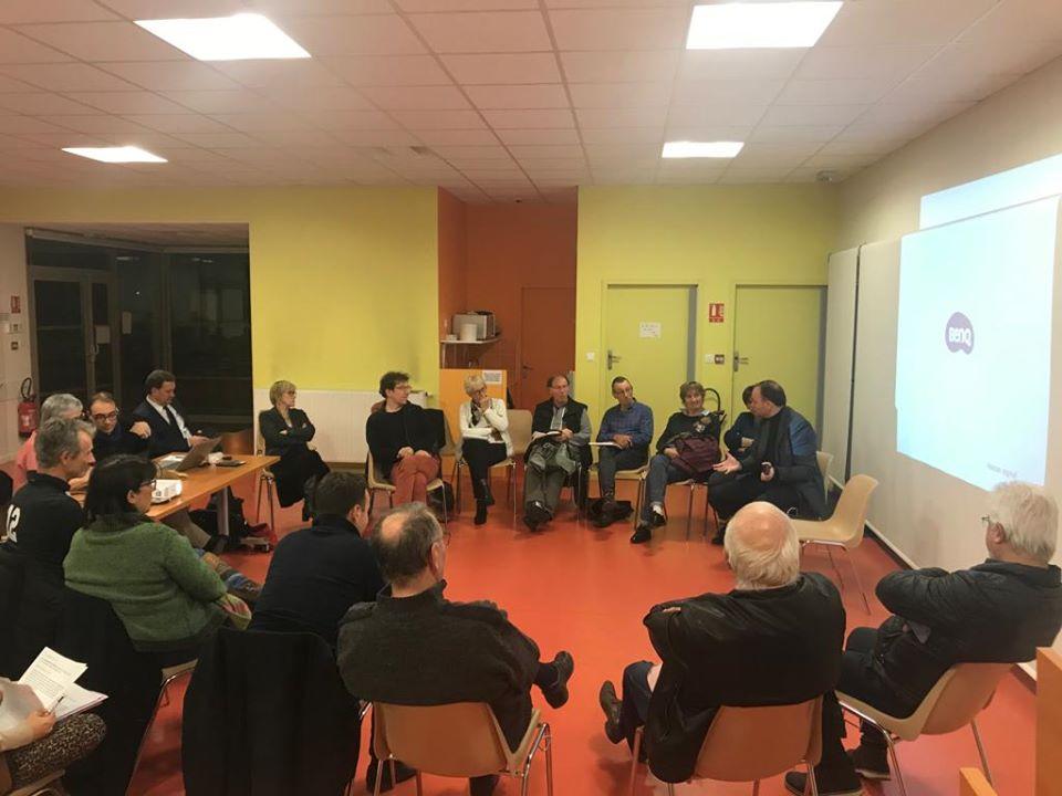 24e conseil de circonscription : le train de la vallée de la Brévenne s'invite au débat