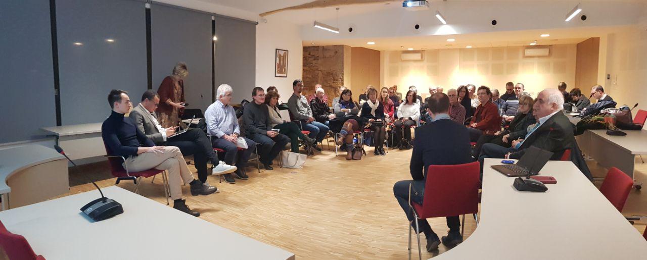 Le 25e Conseil de circonscription mobilise les citoyens à Brindas