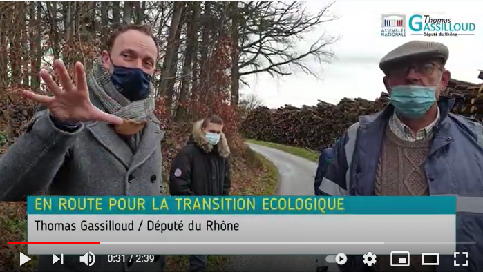 """""""En route pour la transition écologique"""" #7 : La valorisation de nos forêts"""