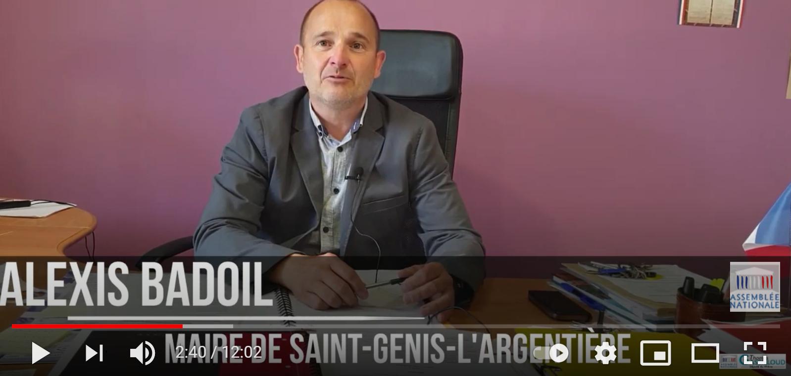 Connaissez-vous Saint-Genis-l'Argentière ?